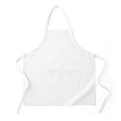 Millefiori Skull BBQ Apron