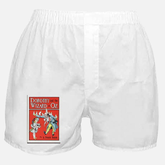 Dorothy & the Wizard of Oz Boxer Shorts