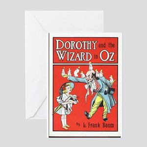 Dorothy & the Wizard of Oz Greeting Card