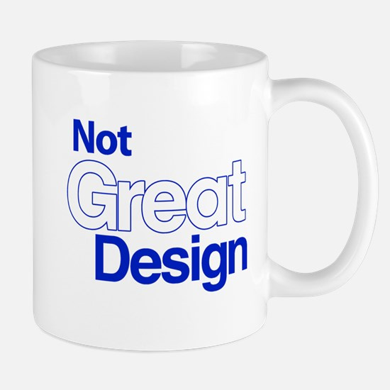 Cute Anti brand Mug