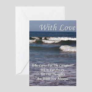 Caregiver Greeting Card