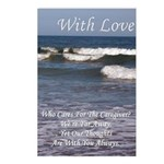 Care/Caregiver Postcards (Package of 8)