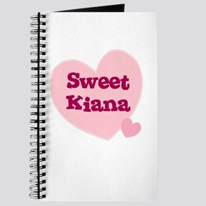 Sweet Kiana Journal