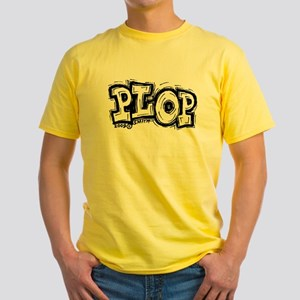 Plop Yellow T-Shirt