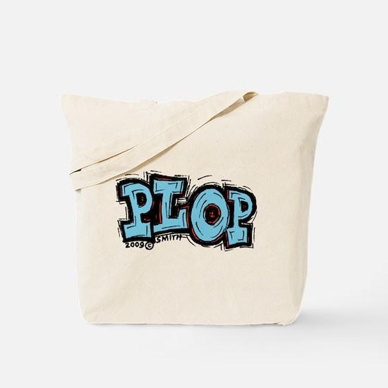 Plop Tote Bag