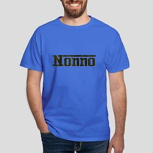 Nonno Italian Grandfather Dark T-Shirt