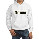 Nonno Italian Grandfather Hooded Sweatshirt