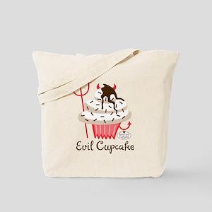 Evil Cupcake, Tote Bag