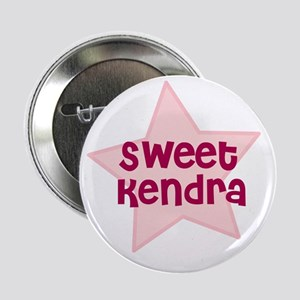 """Sweet Kendra 2.25"""" Button (10 pack)"""