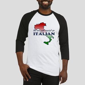 No one can Resist an Italian Baseball Jersey