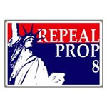Repeal Proposition 8 Banner