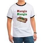 Mangia Mangia Italian Ringer T