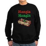 Mangia Mangia Italian Sweatshirt (dark)