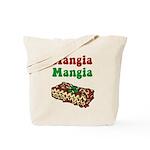 Mangia Mangia Italian Tote Bag