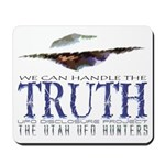UFO Disclosure Project TRUTH Mousepad
