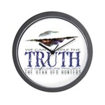 UFO Disclosure Project TRUTH  Wall Clock