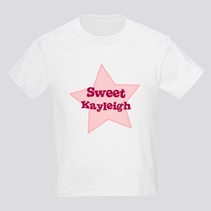Sweet Kayleigh Kids T-Shirt