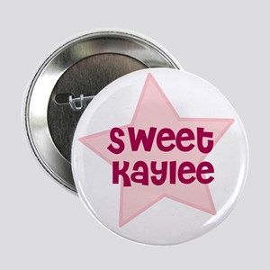 """Sweet Kaylee 2.25"""" Button (10 pack)"""