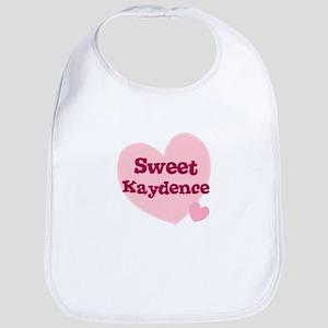 Sweet Kaydence Bib