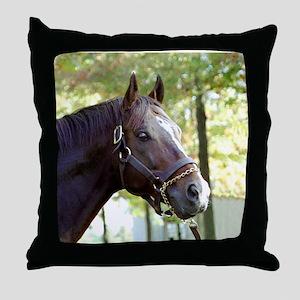 A.P. INDY Throw Pillow