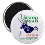 LowCountry Piper Magnet