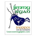 LowCountry Piper Small Poster