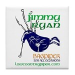 LowCountry Piper Tile Coaster