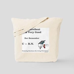 C=RN Tote Bag