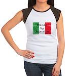 Italian by Injection Women's Cap Sleeve T-Shirt
