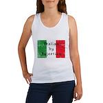 Italian by Injection Women's Tank Top
