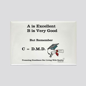 C=DMD Rectangle Magnet
