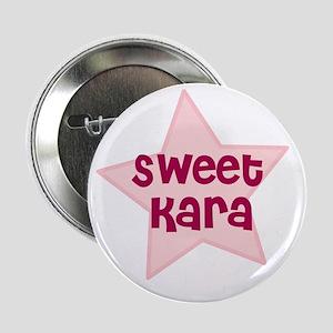 """Sweet Kara 2.25"""" Button (10 pack)"""
