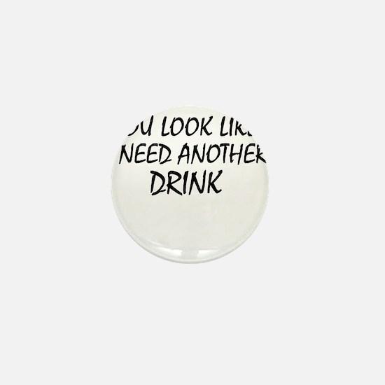 Cute Vulgar Mini Button