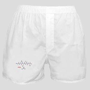 Abril name molecule Boxer Shorts