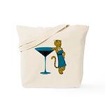 Jaguartini Tote Bag