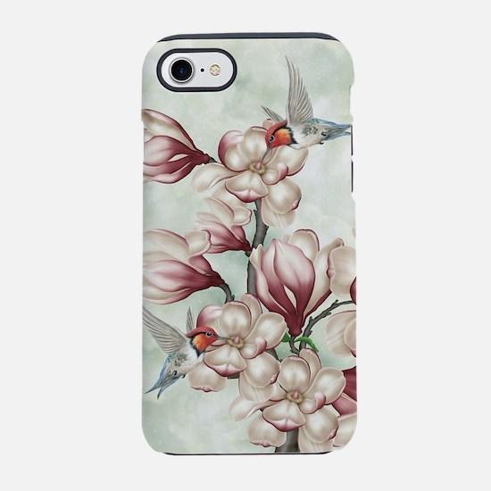 Magnolia Colibries iPhone 7 Tough Case