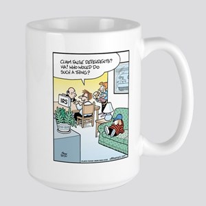 False Dependents Large Mug