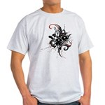 Splatter Dice Light T-Shirt