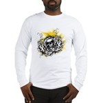 Skull Crossing Long Sleeve T-Shirt