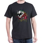 Dagger And Skull Dark T-Shirt
