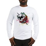 Dagger And Skull Long Sleeve T-Shirt