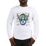 Skull & The Serpent Long Sleeve T-Shirt