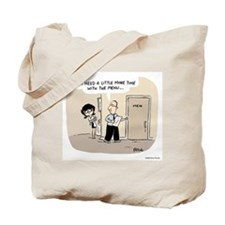 More Time Tote Bag