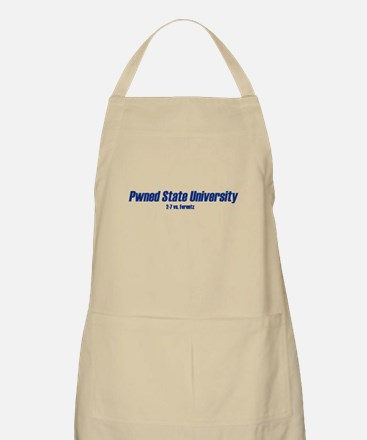 Pwned State BBQ Apron