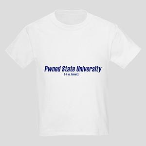 Pwned State Kids Light T-Shirt