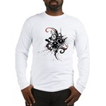 Splatter Dice Long Sleeve T-Shirt