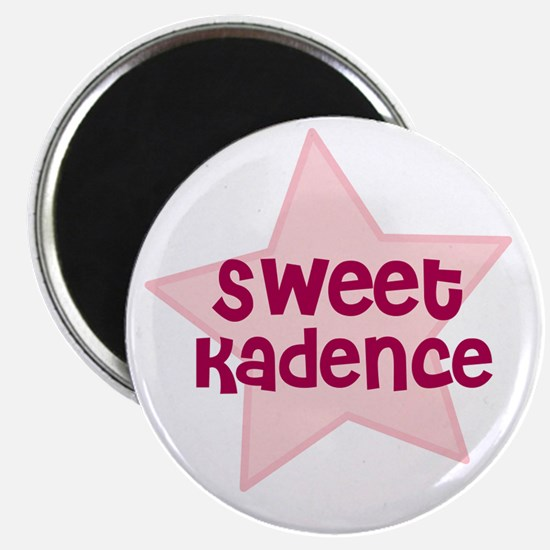 Sweet Kadence Magnet