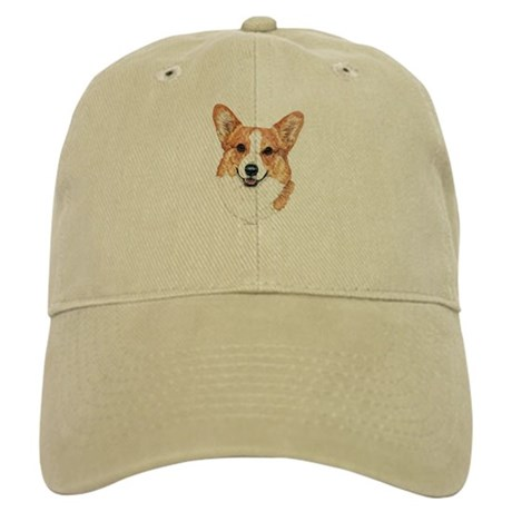 Pembroke Welsh Corgi Baseball Cap by allamericanpaws 264d727d44ab
