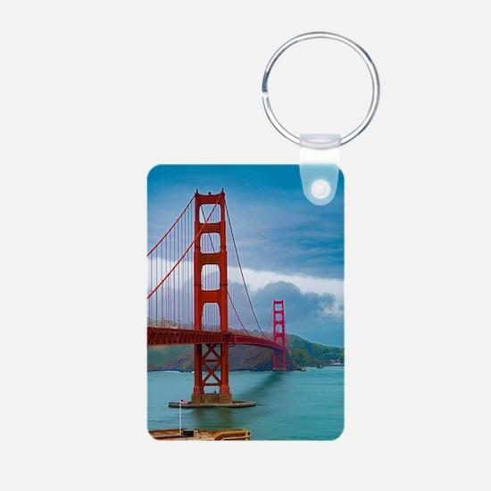 Stunning! Golden Gate Bridge San Francis Keychains