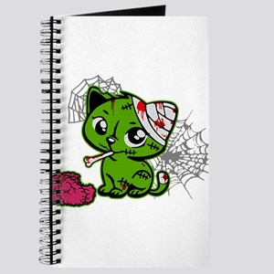 Zombie Kitty Journal